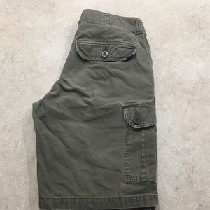 Vans Khaki Cargo shorts Size 30